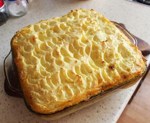 Šepardo-Piemenų pyragas
